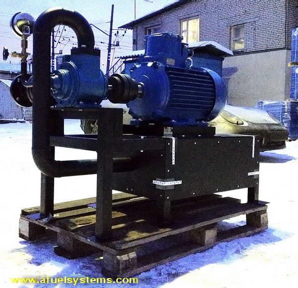 зимнее дизельное топливо из летнего оборудование технология