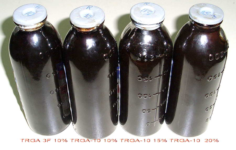 water-oil emulsion of water and heavy oil properties stability of water-fuel emulsions technology equipment