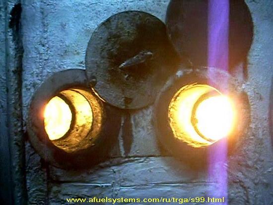Улучшение сжигания топлива на котлах экономия мазута сжигание обводненного